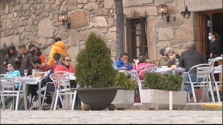 Los vecinos de los municipios de la Sierra temen las aglomeraciones de turistas en la zona