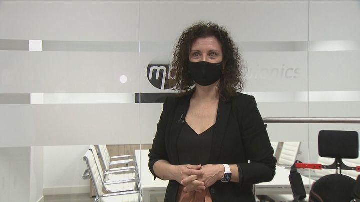 Elena Garcia Armada, la investigadora madrileña tras los exoesqueletos pediátricos
