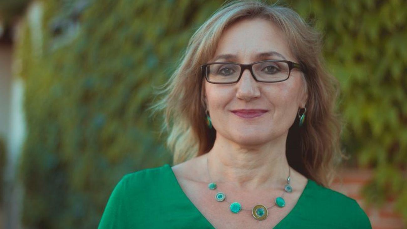 """Ester Lázaro, astrobiologa: """"El techo de cristal está ahí, pero yo no creo que la ciencia nos ponga zancadillas a las mujeres, sino que esta sociedad no es igualitaria"""""""