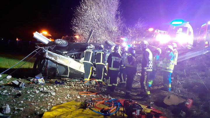 Dos muertos en dos accidentes de tráfico, en Pozuelo del Rey y Chinchón