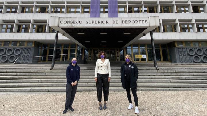 El CSD reivindica el papel de la mujer en el deporte