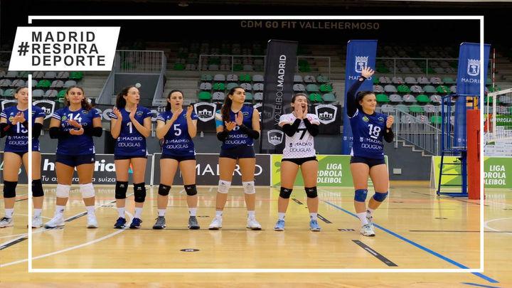 Voleibol Madrid Chamberí desciende a Superliga Femenina 2