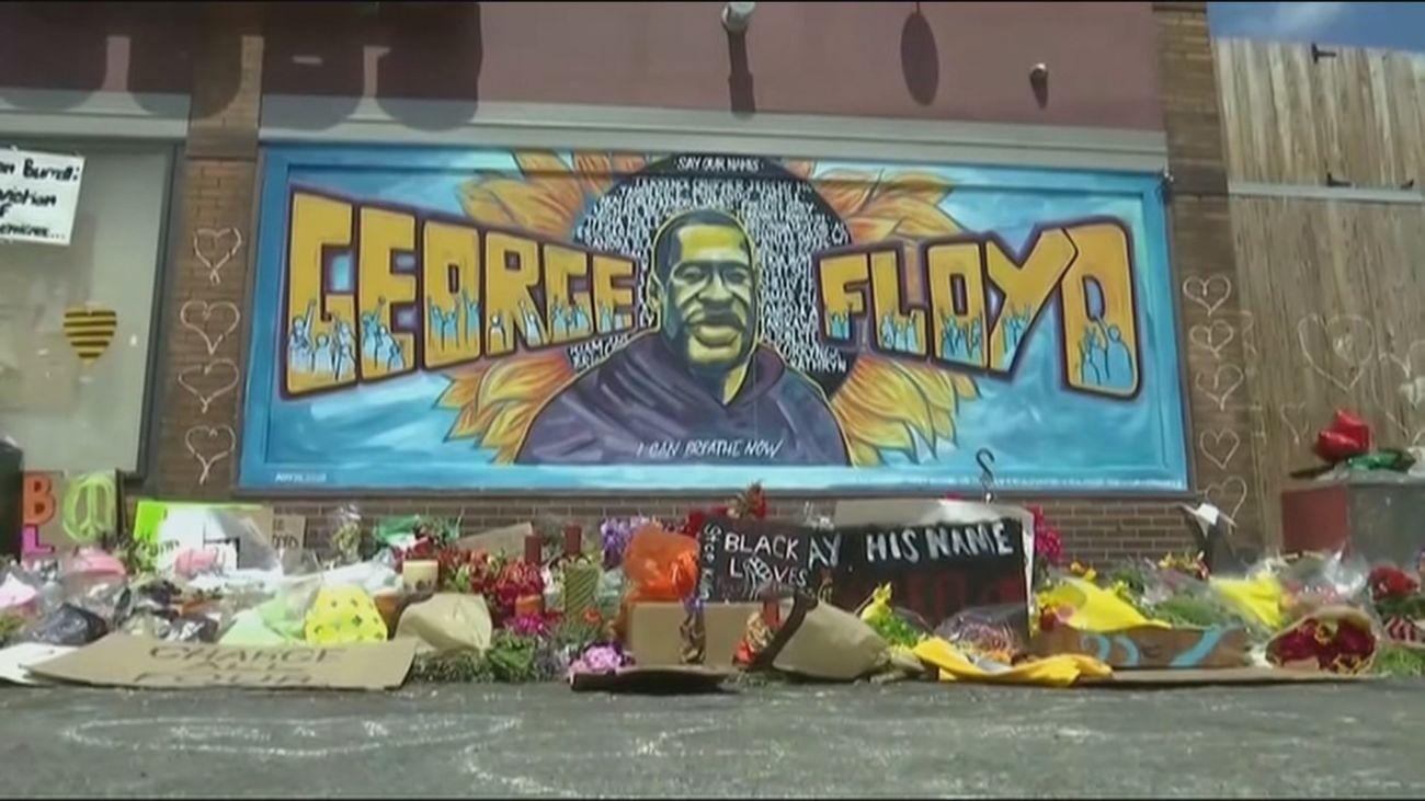 Comienza el juicio por la muerte de George Floyd