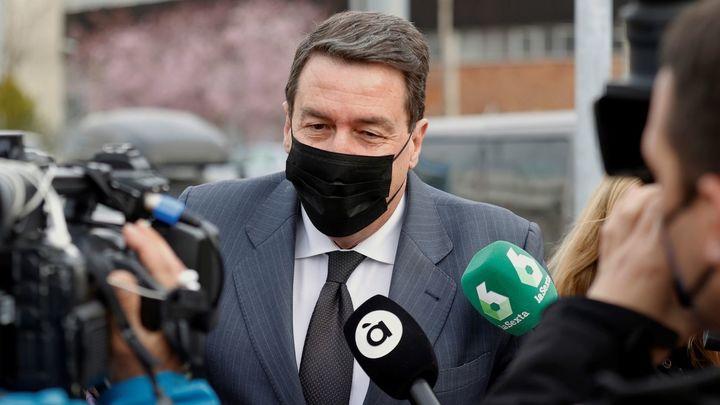 El tribunal rechaza el careo entre Bárcenas y Rajoy en el juicio de la caja 'b'