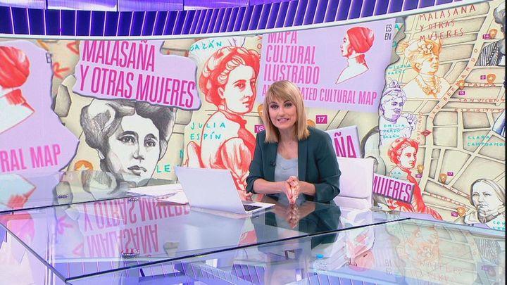 Un recorrido por el Madrid de las mujeres
