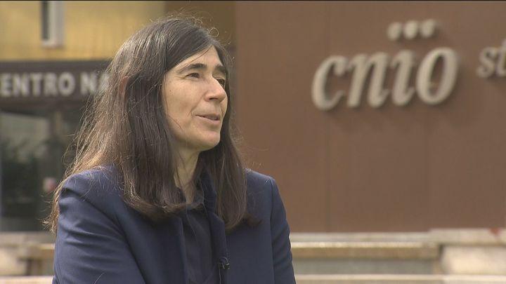 """María Blasco: """"Sigue habiendo un techo de cristal en los puestos más altos y mejor pagados"""""""