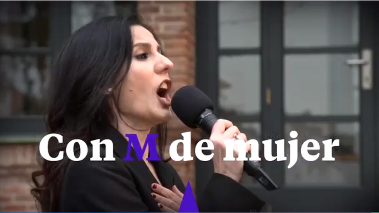 """Diana Navarro: """"Todavía hay mucha gente que no tiene claro que feminismo significa igualdad"""""""