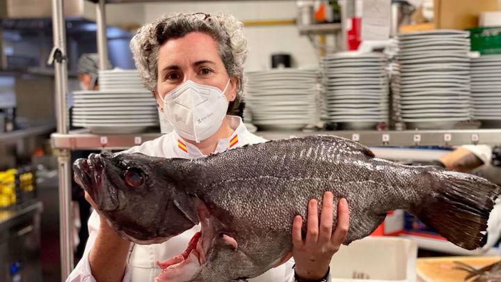 """La chef Pepa Muñoz: """"Al principio en Mercamadrid ni me escuchaban por ser mujer"""""""