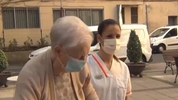Mujeres en primera línea frente a la pandemia del coronavirus