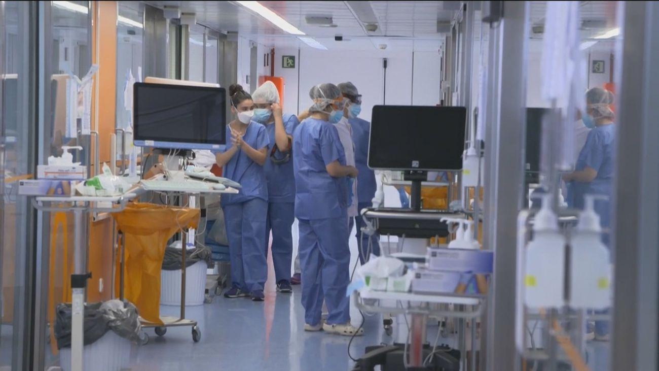 Madrid notifica 997 nuevos contagios y 31 nuevas defunciones en las últimas 24 horas