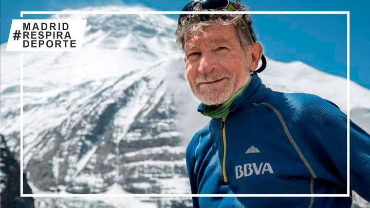 La nueva aventura de Carlos Soria,  volver al Dhaulagiri