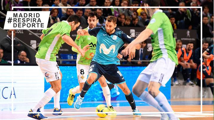 Palma Futsal-Movistar Inter, en cuartos de la Copa de España