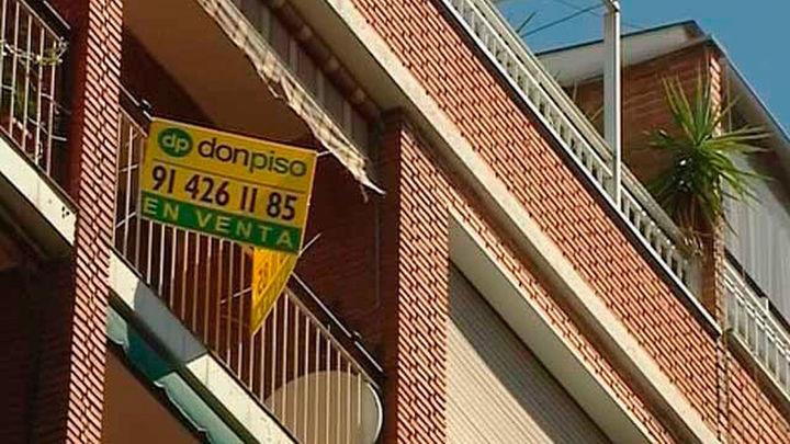 El precio de la vivienda en Madrid subió un 1,5 % en 2020, un año marcado por la pandemia