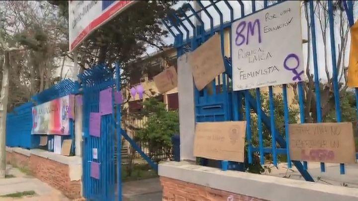 Sigue la polémica por la vetada charla de la ministra Montero en un instituto de Madrid
