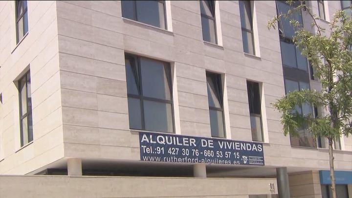 Baja el precio del alquiler en Madrid al aumentar la oferta por el teletrabajo y la falta de turistas