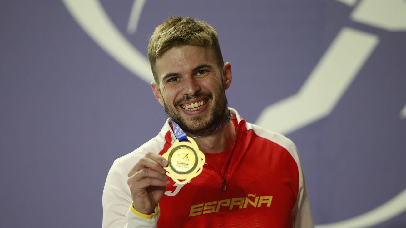 """Oscar Husillos: """"Arriesgué y me llevé el oro, pero sufrí muchísimo"""""""