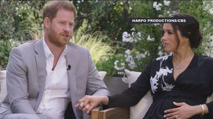 El Palacio de Buckingham se pronuncia tras la polémica entrevista de Harry y Meghan