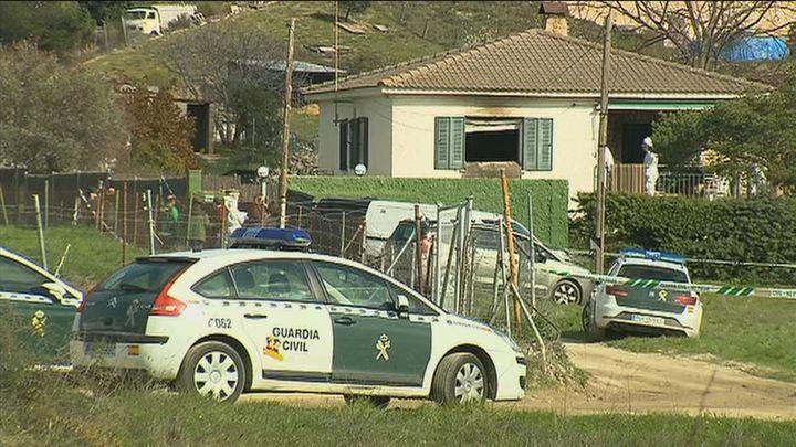 El presunto asesino de El Molar mató a su mujer e hija y se suicidó