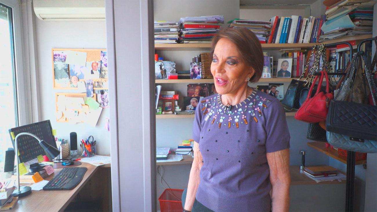 Este miércoles, 'Toc, toc' nos lleva a la casa de María Eugenia Yagüe