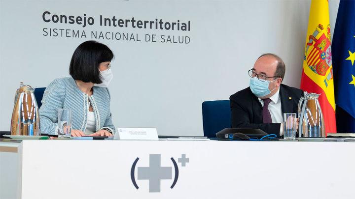 La Comisión Interterritorial de Salud aprueba cierres perimetrales en Semana Santa y en el puente de San José