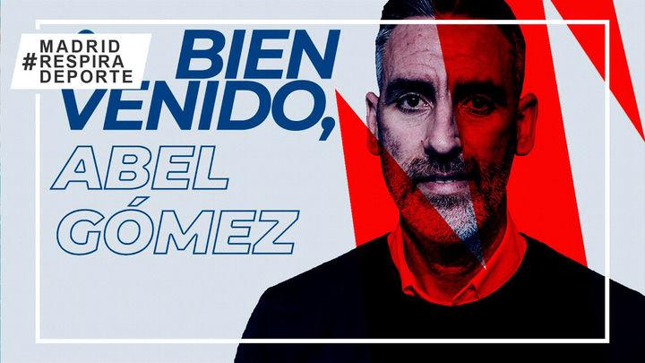 Abel Gómez, nuevo entrenador del Rayo Majadahonda