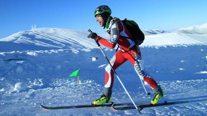 Pablo Santos analiza el Campeonato Madrileño de Esquí de Montaña