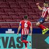 2-1. Salto de gigante del Atlético de Madrid ante el Athletic