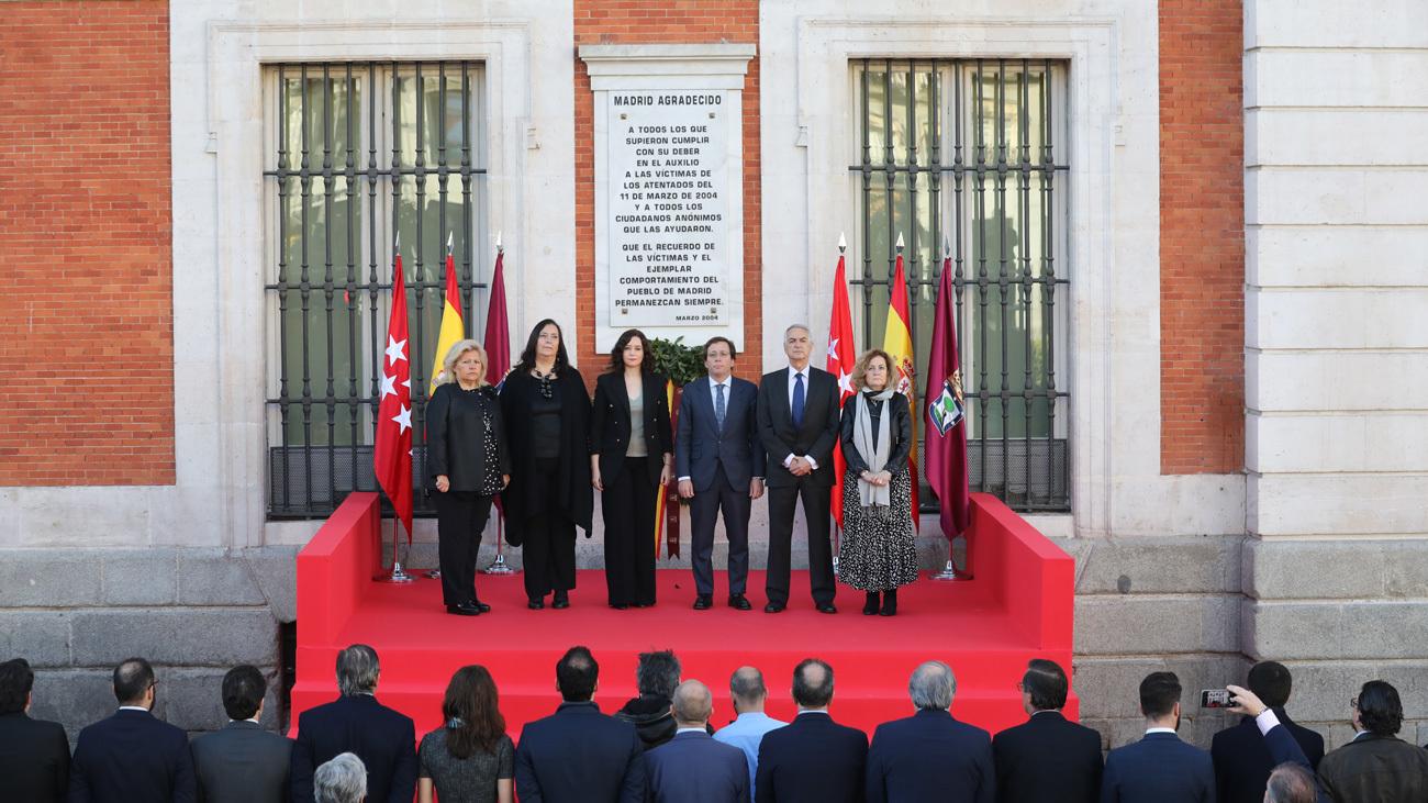 Varios actos este jueves en Madrid por el 17º aniversario del 11-M