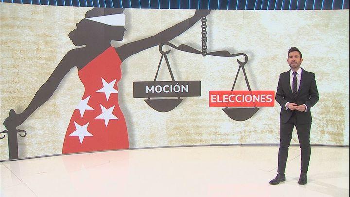 La Justicia tendrá que decidir el futuro de la política madrileña