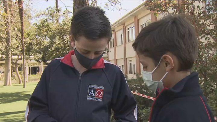 Los escolares han superado todas las pruebas cuando se cumple un año del cierre de los colegios en Madrid