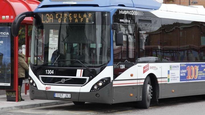 La línea L4 de autobús de Getafe renueva su recorrido desde este sábado