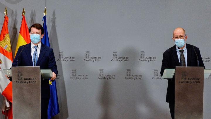 Fernández Mañueco e Igea aseguran que la estabilidad en Castilla y León está garantizada