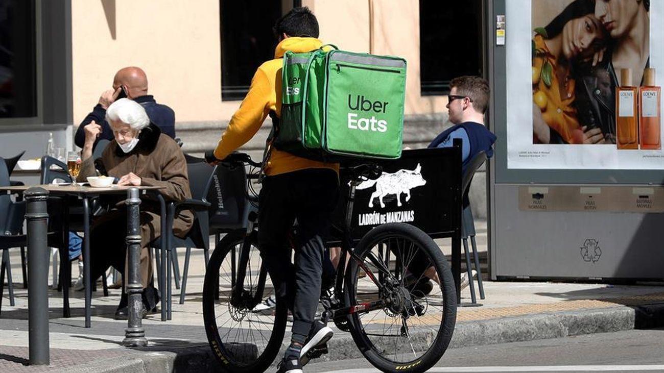 Gobierno central y agentes sociales llegan a un acuerdo sobre la ley de 'riders'