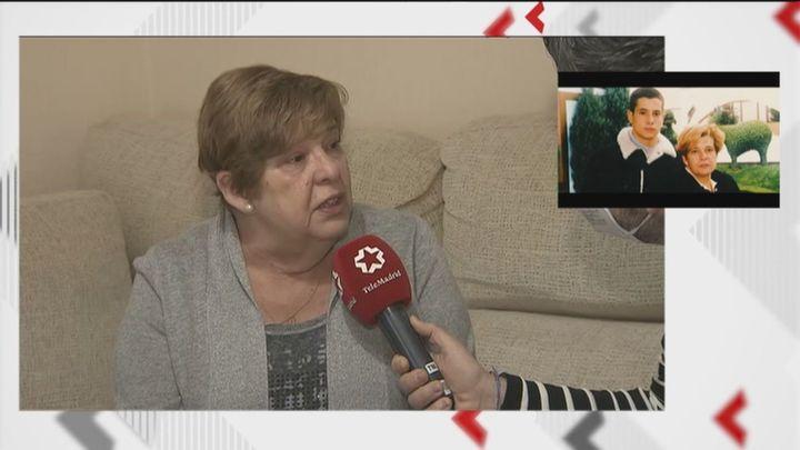 """Isabel recuerda a su hijo Jorge, una de las 193 víctimas del 11M: """"Lo era todo para mí"""""""