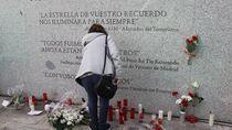 Los reyes presiden el acto de Estado en homenaje a las víctimas del terrorismo