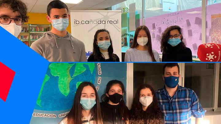 La Olimpiada del Saber: Cañada Real y Estudiantes