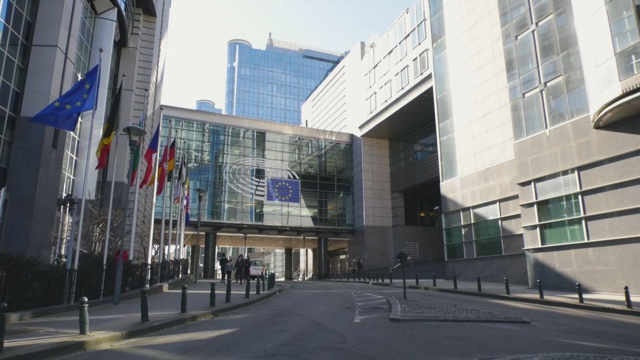 Visitamos el Barrio Europeo, en pleno centro de Bruselas