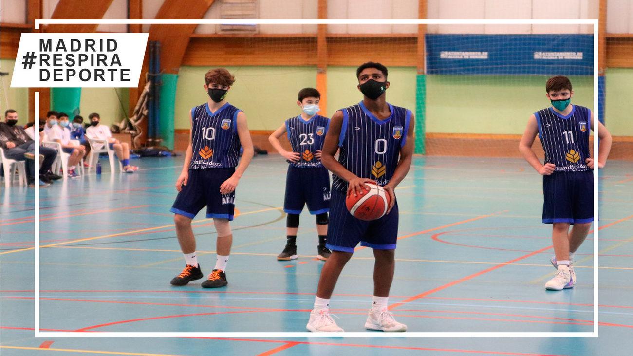 Los mejores equipos Júnior, Cadete e Infantil de baloncesto, frente a frente