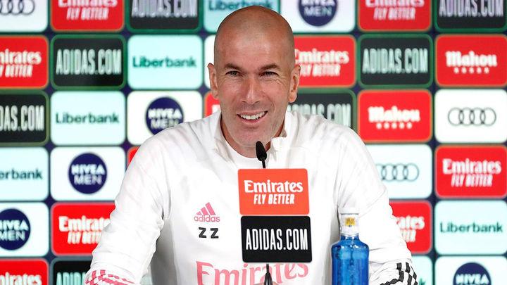 """Zidane:""""No podemos perder más puntos si queremos pelear la Liga"""""""