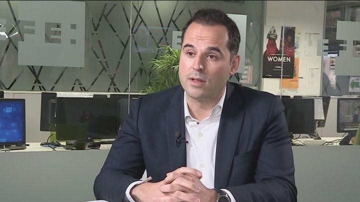 Aguado quiere ser el candidato de Ciudadanos en Madrid