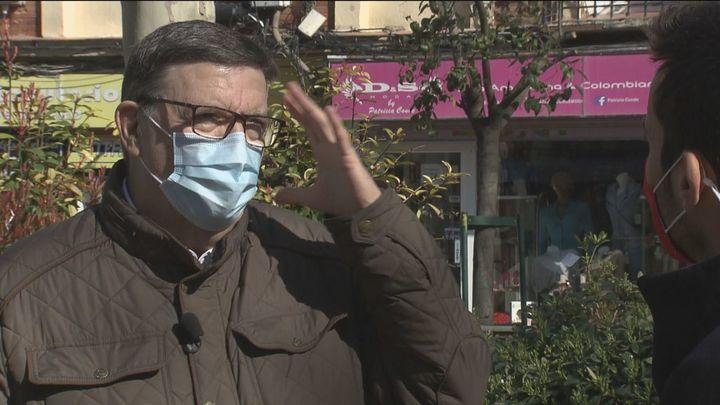 Telemadrid repasa un año de angustia y sufrimiento con protagonistas de la lucha contra la pandemia