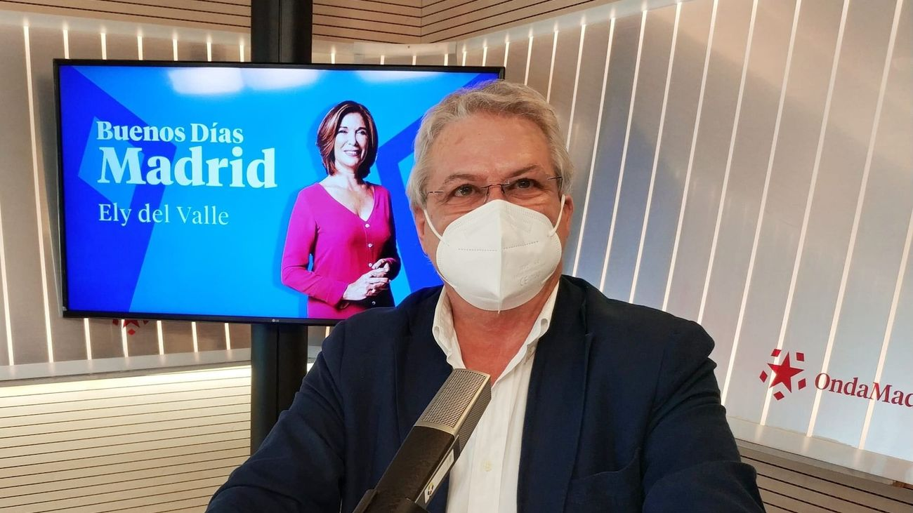 El lado más humano de ... Felipe Blasco, alcalde de Bustarviejo