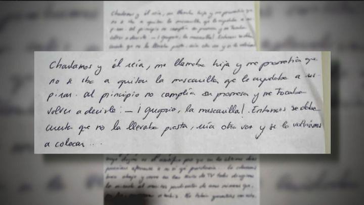 La emotiva carta de una enfermera de Getafe a la familia de una víctima de Covid