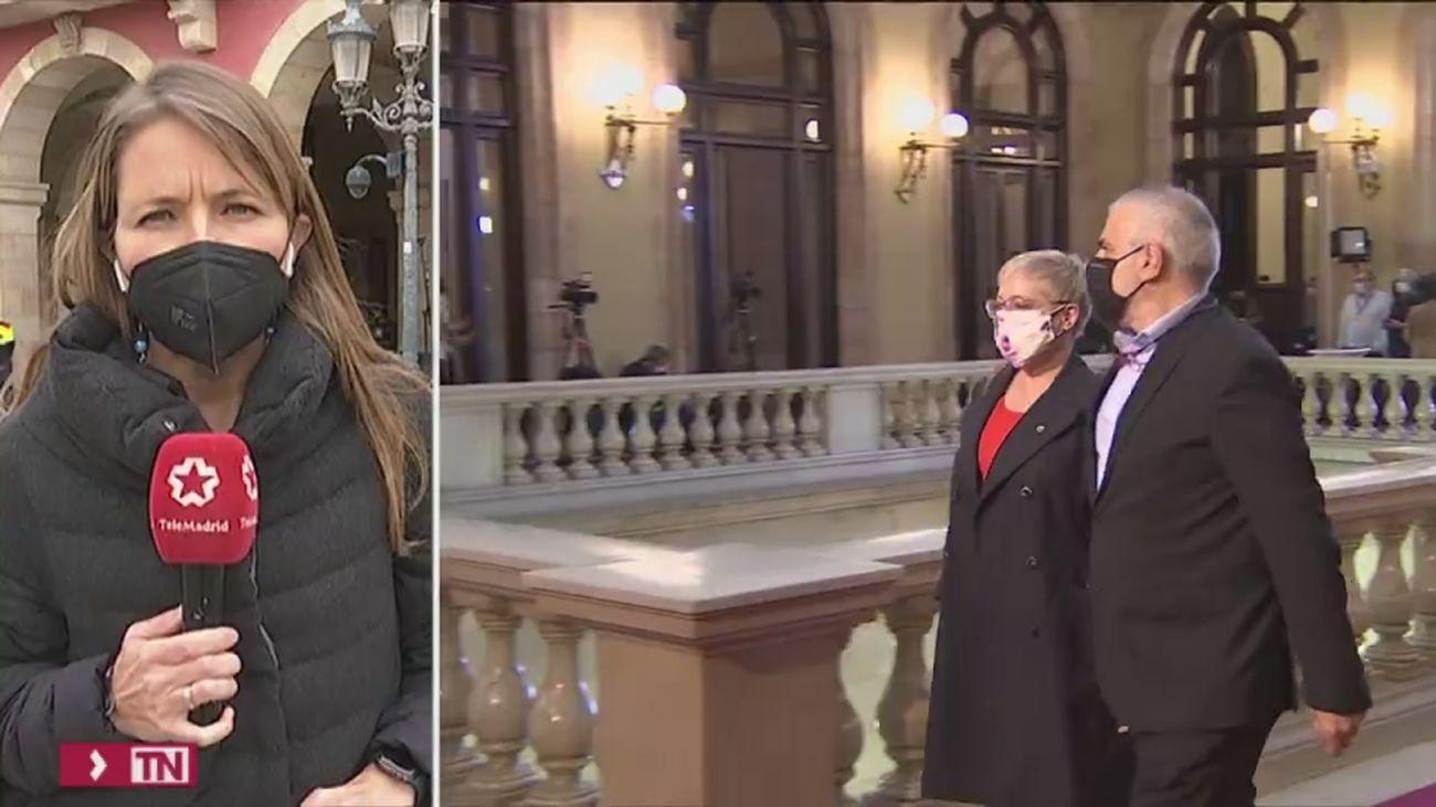 Laura Borrás (Junts) se convierte en la nueva presidenta del Parlament
