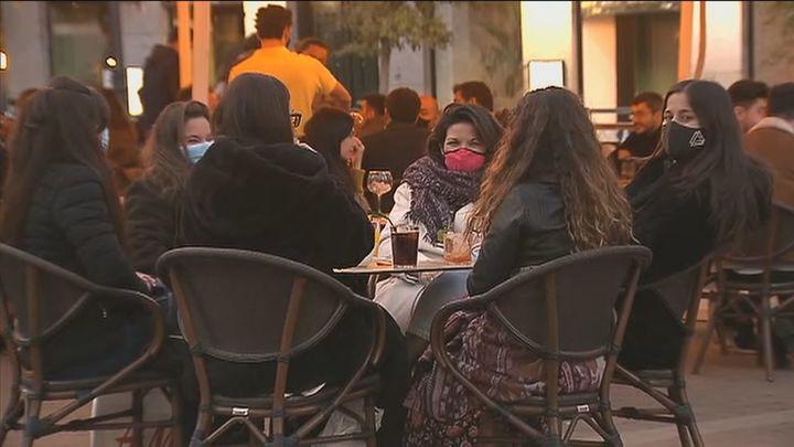La hostelería madrileña espera hacer caja este puente de San José