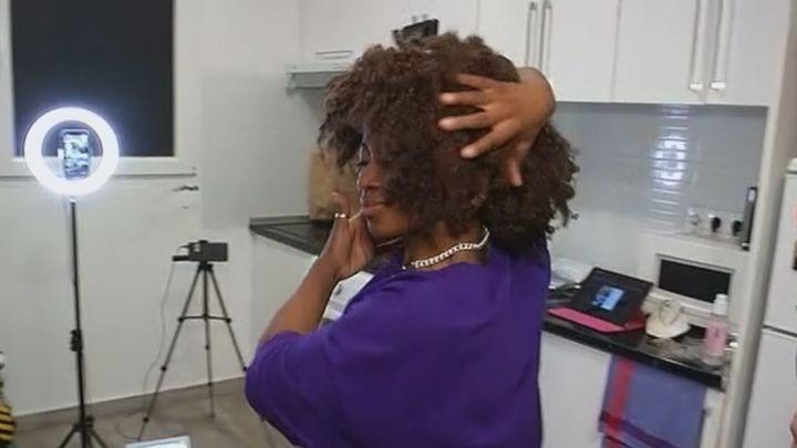 Sonia Ebiole se ha propuesto bailar 24 horas sin descanso para ayudar a las escuelas de danza