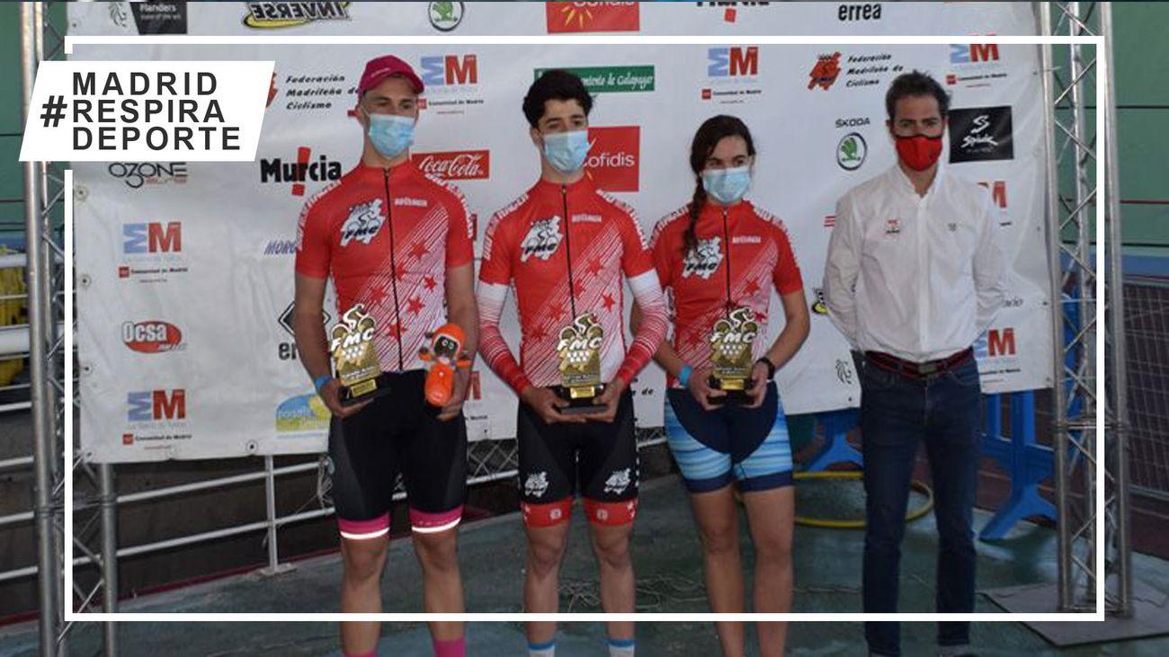 Liga de Ciclismo Escolar Multidisciplinar
