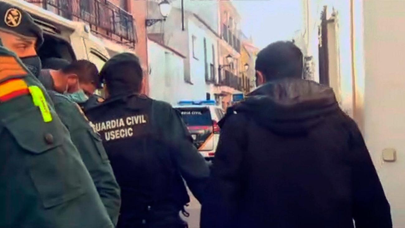 Pasa a disposición judicial el presunto autor del crimen de El Álamo