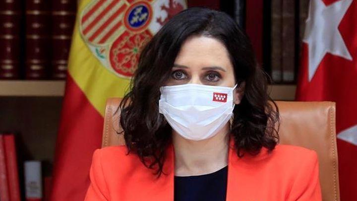 """Ayuso: """"España me debe una; hemos sacado a Pablo Iglesias del Gobierno"""""""