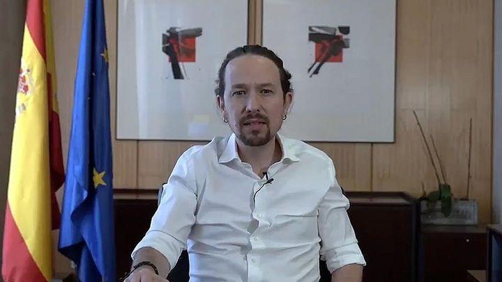 Pablo Iglesias dejará el Gobierno para ser candidato de Unidas Podemos en las elecciones de Madrid de mayo